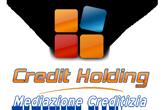 Credit Holding - Mediazione Creditizia O.A.M. n° M161 Logo